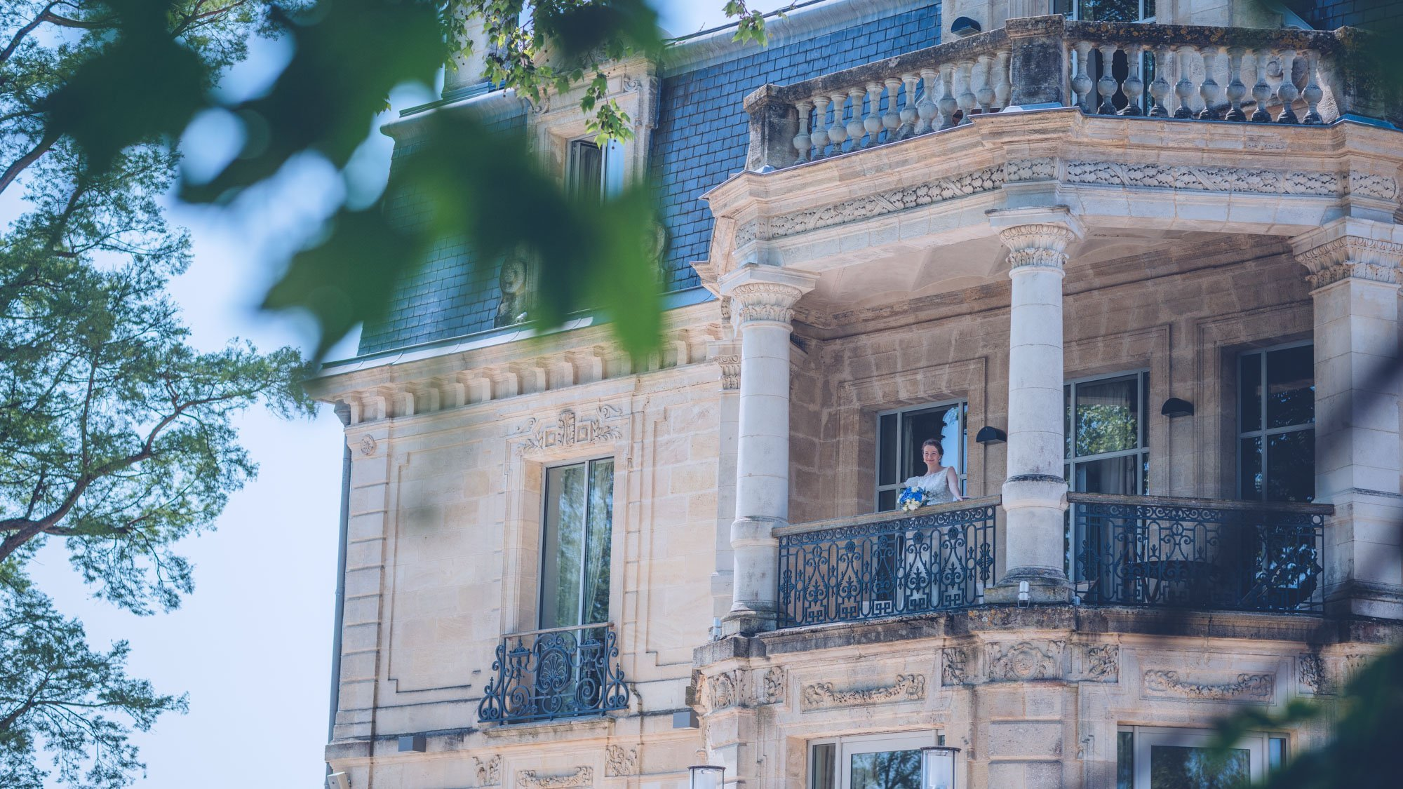mariage chateau grattequina